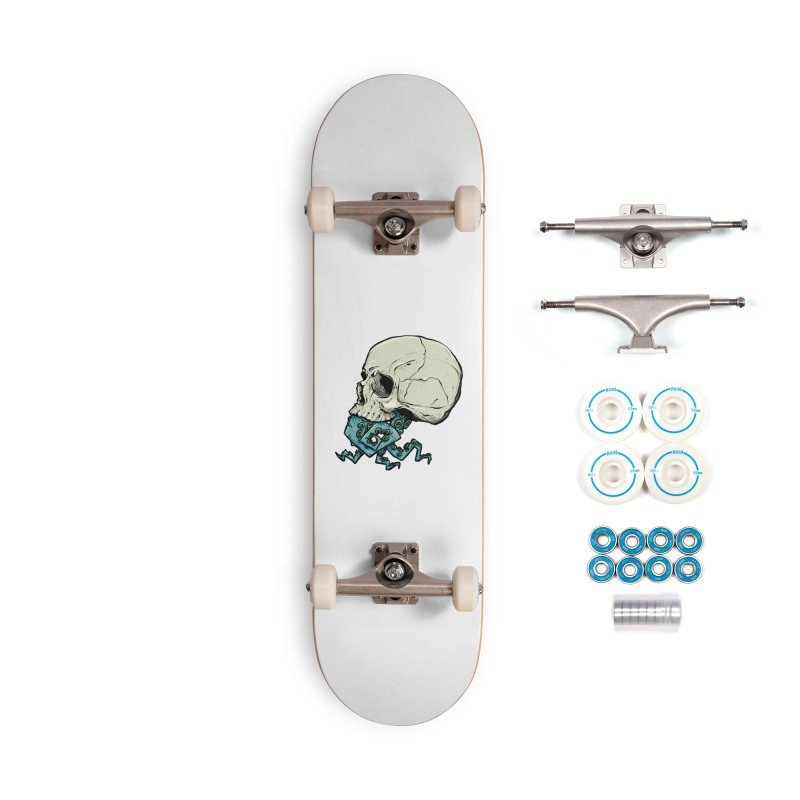 Tentacles Accessories Complete - Basic Skateboard by Tail Jar's Artist Shop