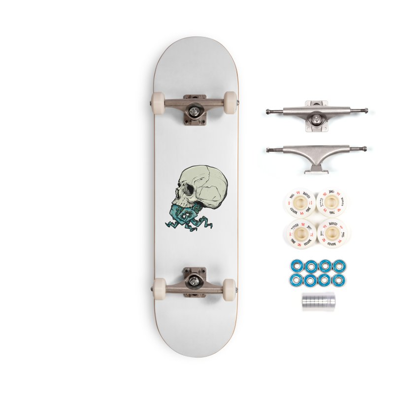 Tentacles Accessories Complete - Premium Skateboard by Tail Jar's Artist Shop