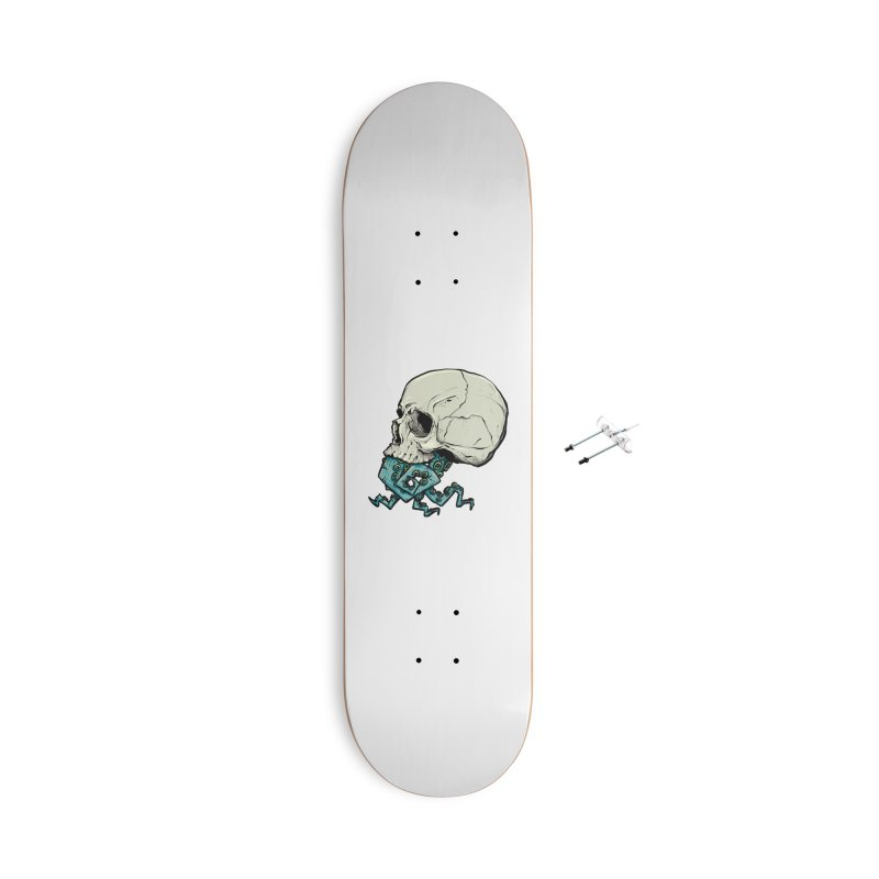 Tentacles Accessories Skateboard by Tail Jar's Artist Shop