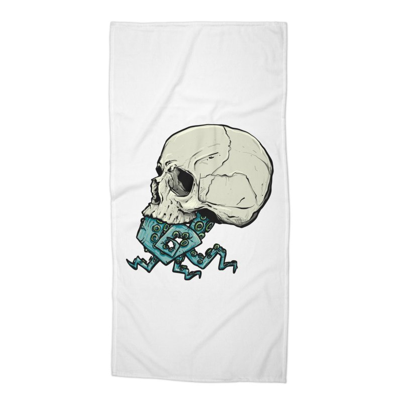 Tentacles Accessories Beach Towel by Tail Jar's Artist Shop