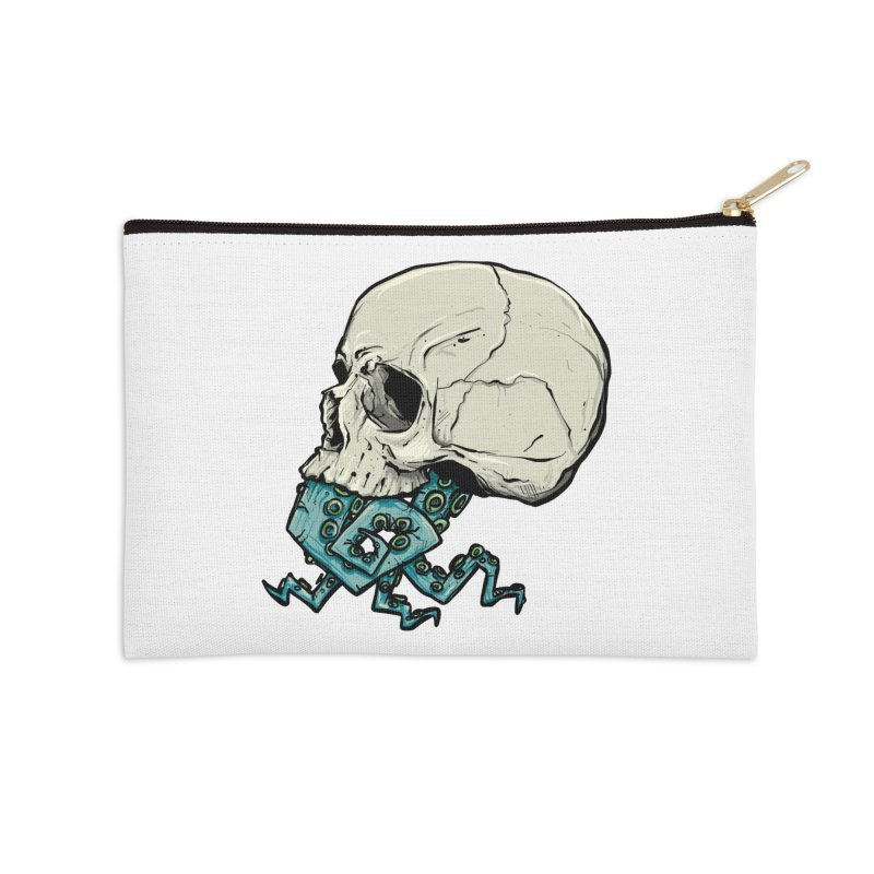 Tentacles Accessories Zip Pouch by Tail Jar's Artist Shop