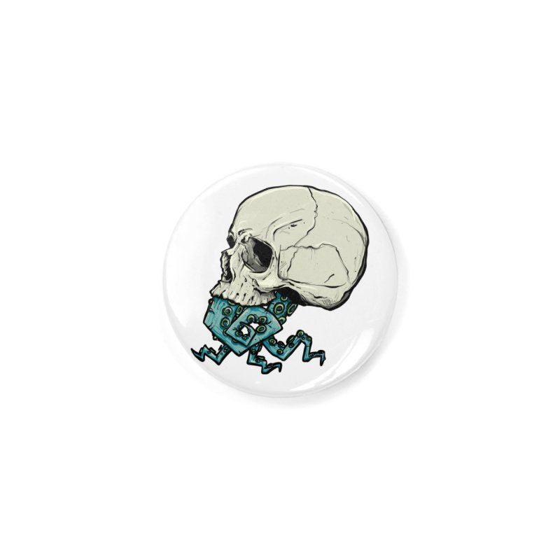 Tentacles Accessories Button by Tail Jar's Artist Shop
