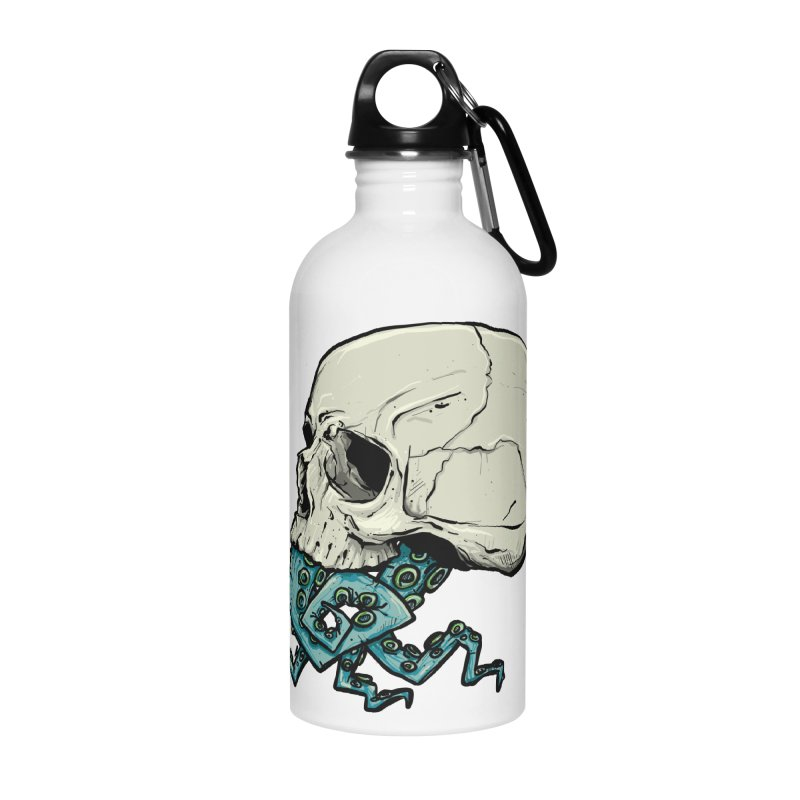 Tentacles Accessories Water Bottle by Tail Jar's Artist Shop