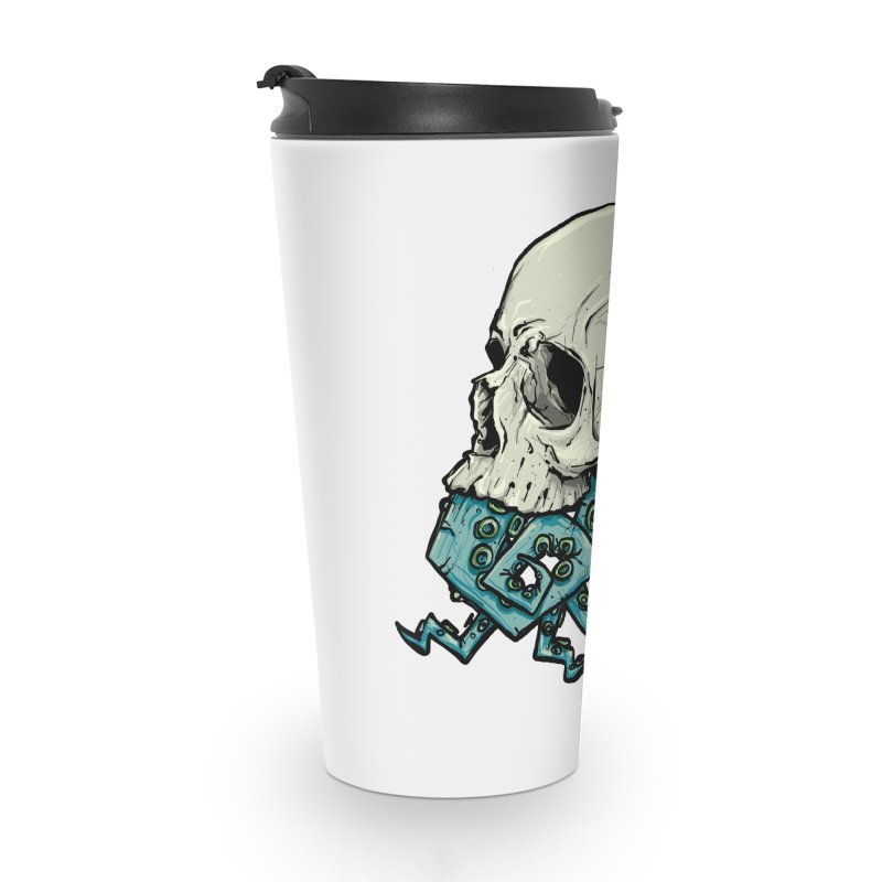Tentacles Accessories Travel Mug by Tail Jar's Artist Shop