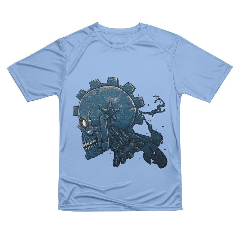 Mech Head Men's Performance T-Shirt by Tail Jar's Artist Shop