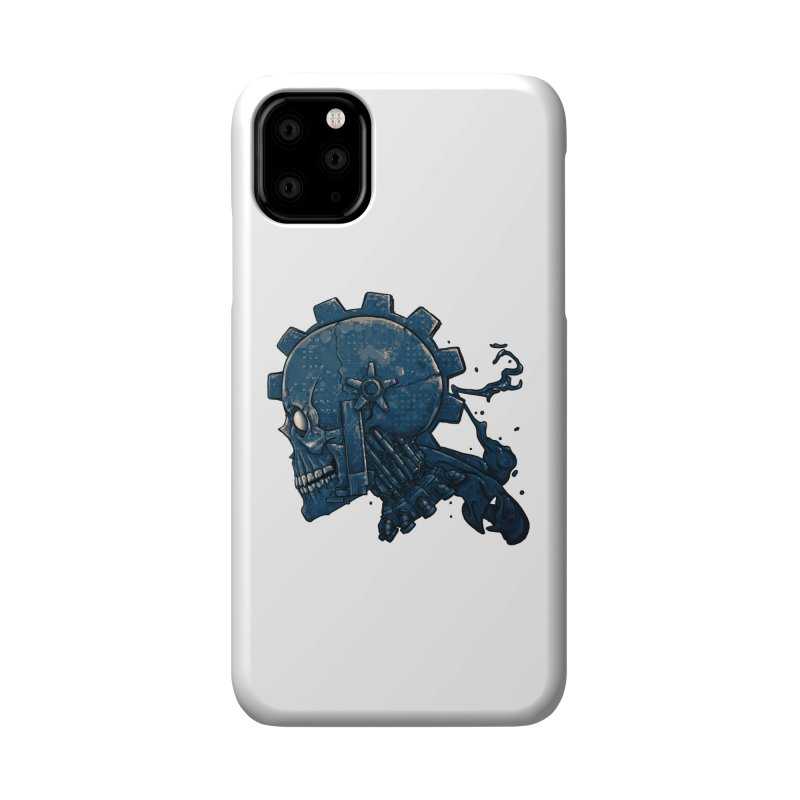 Mech Head Accessories Phone Case by Tail Jar's Artist Shop