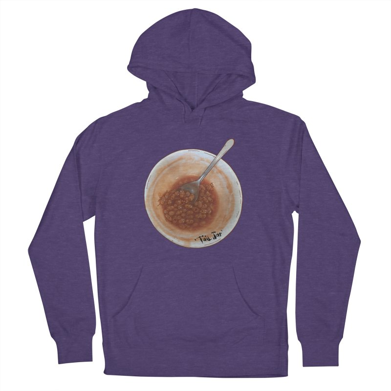 Beans (Sale) Women's French Terry Pullover Hoody by Tail Jar's Artist Shop