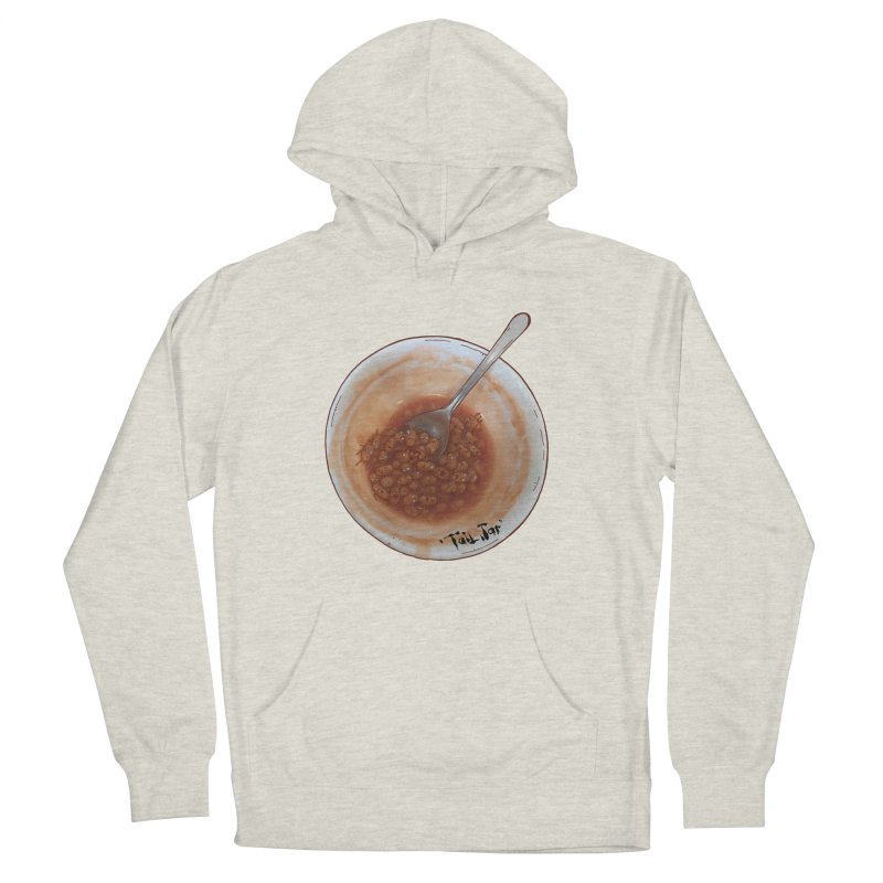 Beans (Sale) Men's French Terry Pullover Hoody by Tail Jar's Artist Shop