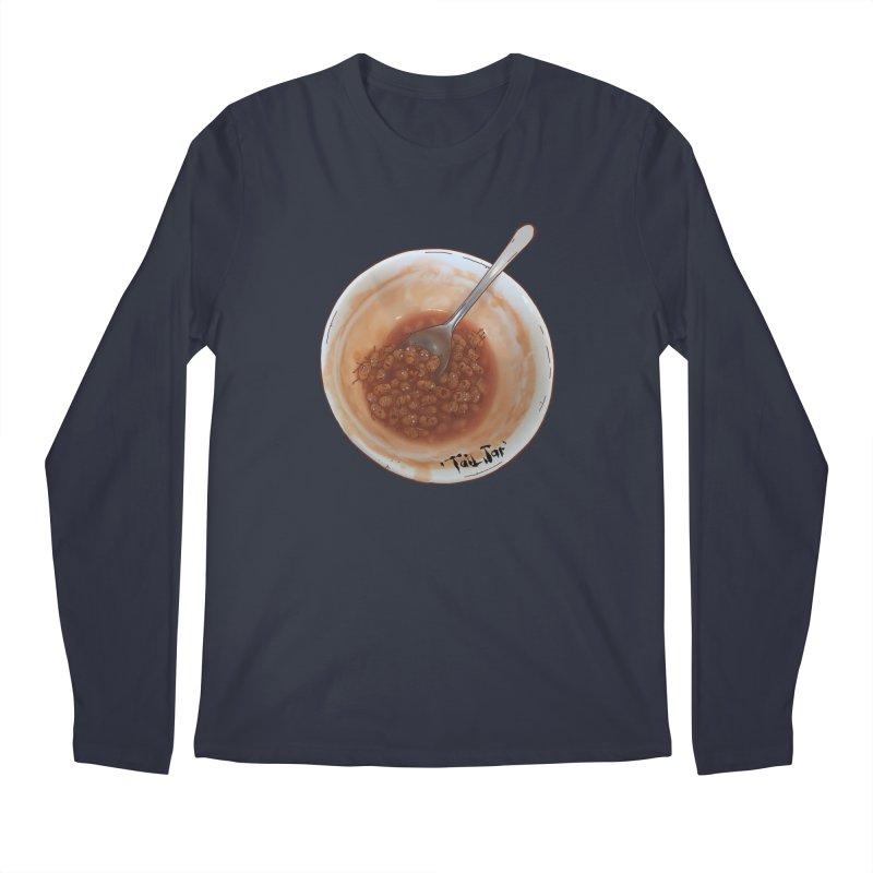 Beans (Sale) Men's Regular Longsleeve T-Shirt by Tail Jar's Artist Shop