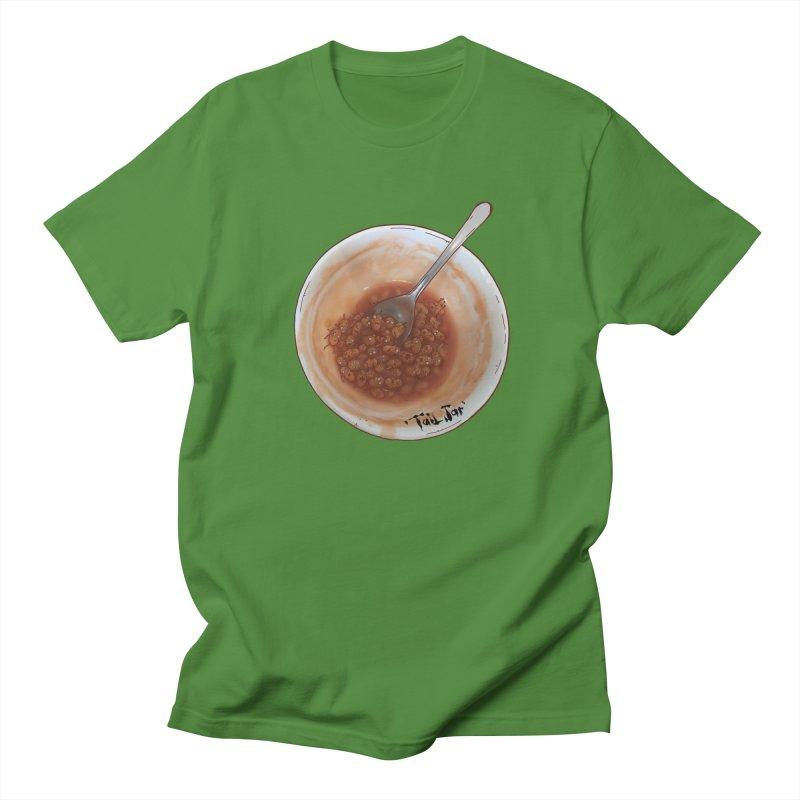 Beans (Sale) Men's Regular T-Shirt by Tail Jar's Artist Shop
