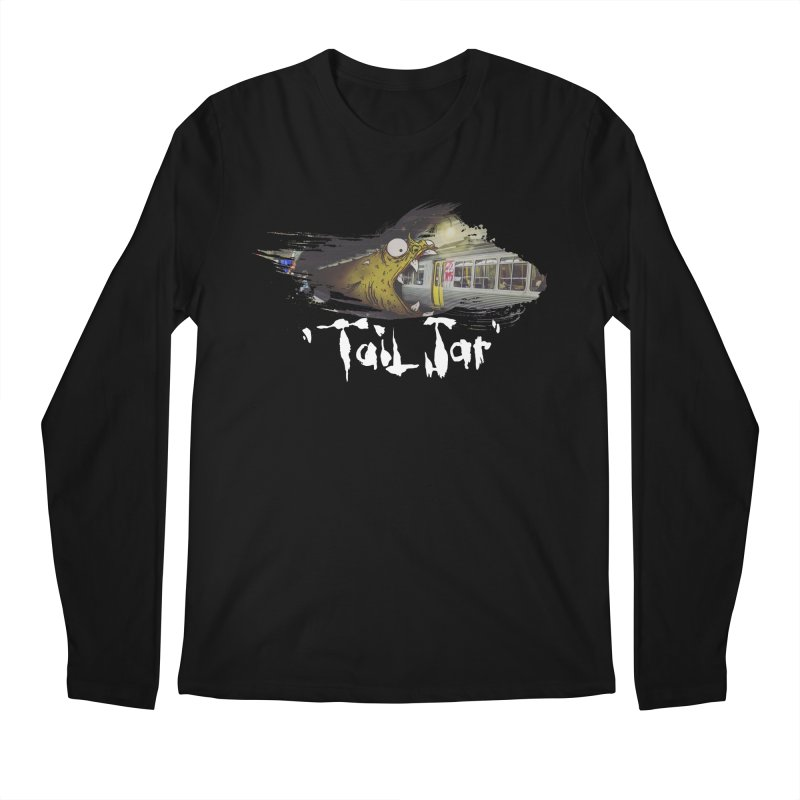 Trainglerfish (Sale) Men's Regular Longsleeve T-Shirt by Tail Jar's Artist Shop