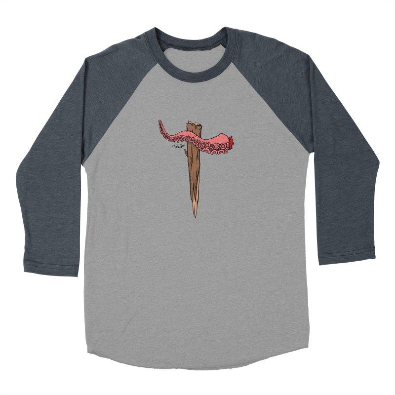 Tail Jar T Women's Baseball Triblend Longsleeve T-Shirt by Tail Jar's Artist Shop