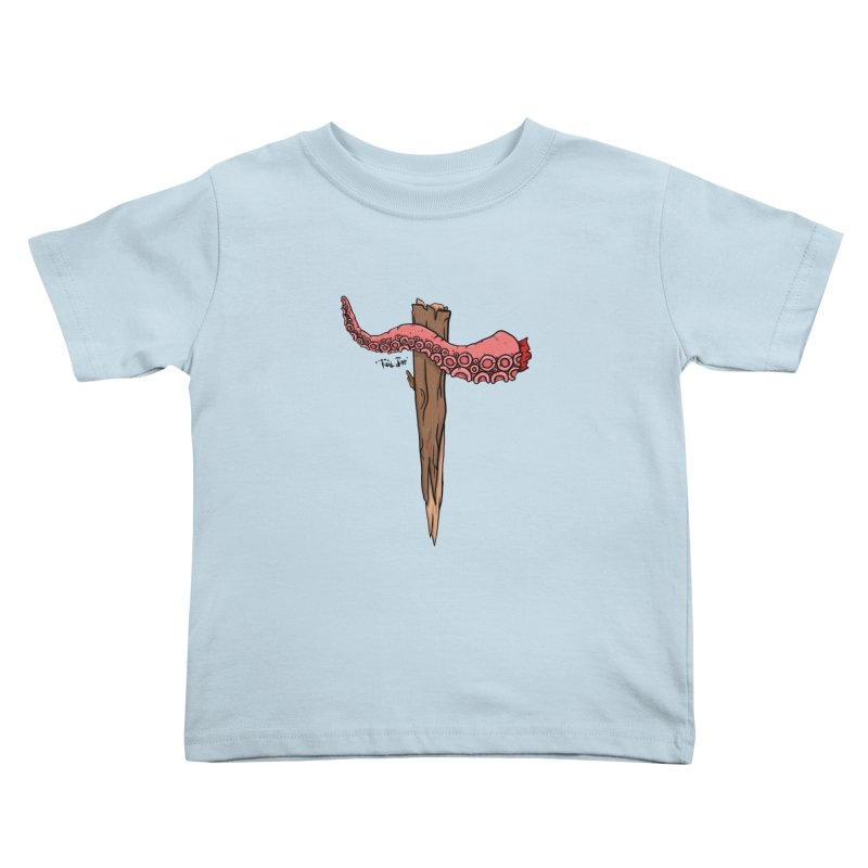 Tail Jar T Kids Toddler T-Shirt by Tail Jar's Artist Shop
