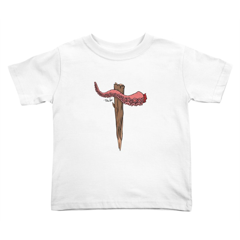 Tail Jar T Kids Toddler T-Shirt by Tail Jar's Artist Shop