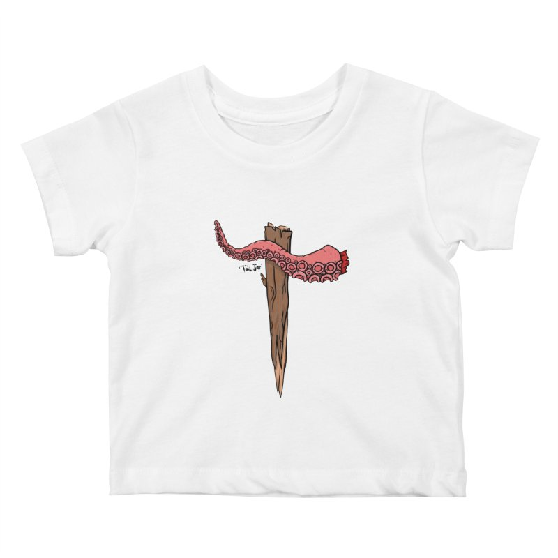 Tail Jar T Kids Baby T-Shirt by Tail Jar's Artist Shop