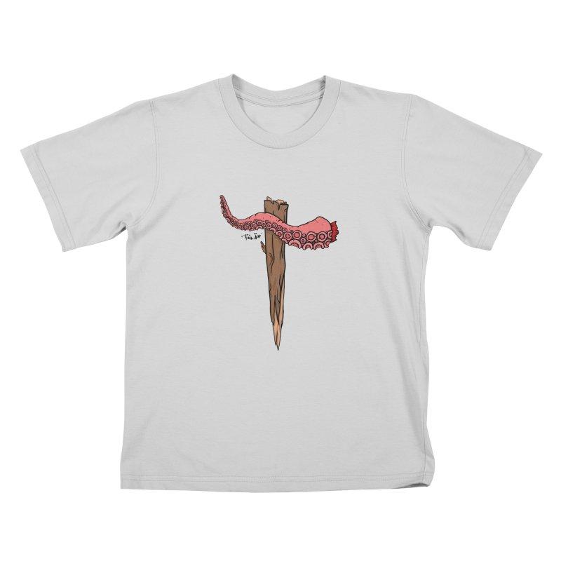 Tail Jar T Kids T-Shirt by Tail Jar's Artist Shop