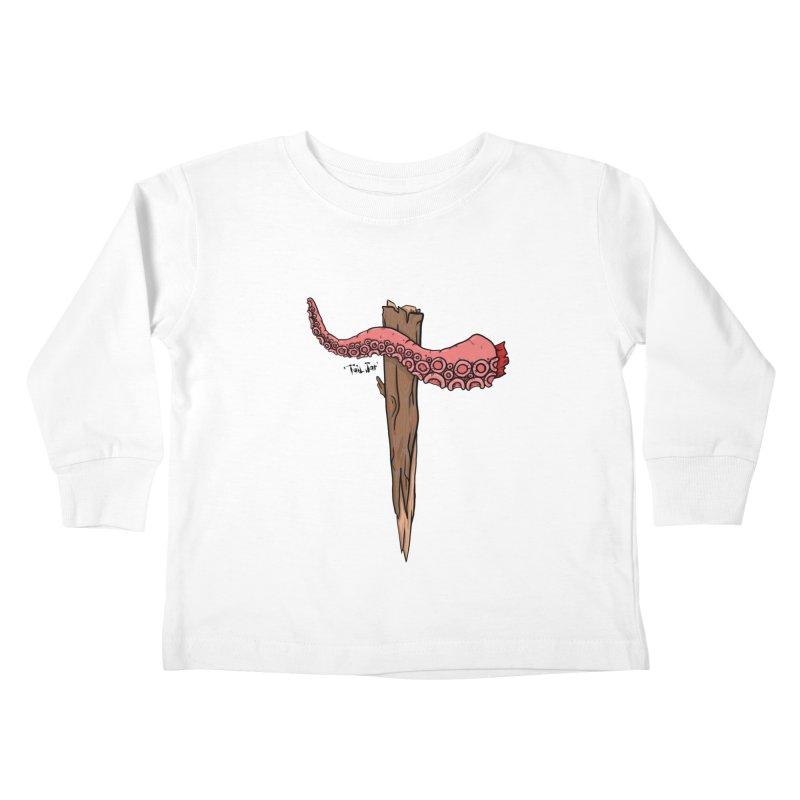 Tail Jar T Kids Toddler Longsleeve T-Shirt by Tail Jar's Artist Shop