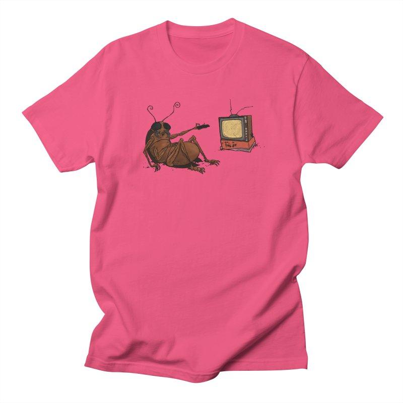 Roach Motel Men's T-Shirt by Tail Jar's Artist Shop