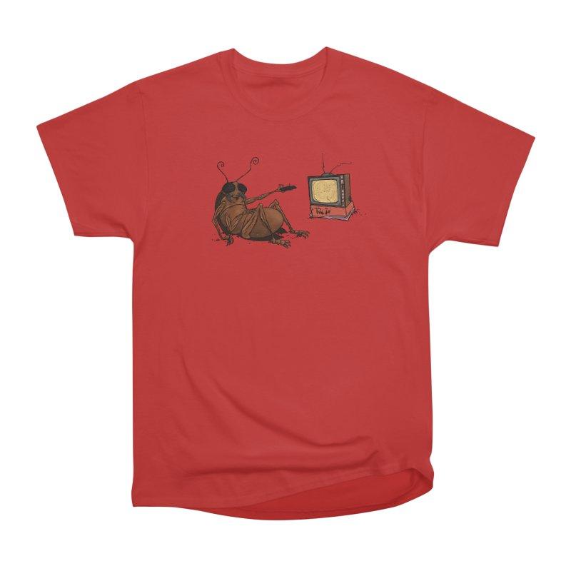 Roach Motel Men's Heavyweight T-Shirt by Tail Jar's Artist Shop