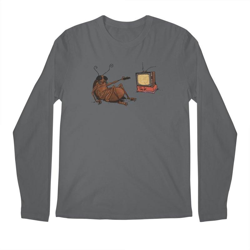 Roach Motel Men's Longsleeve T-Shirt by Tail Jar's Artist Shop