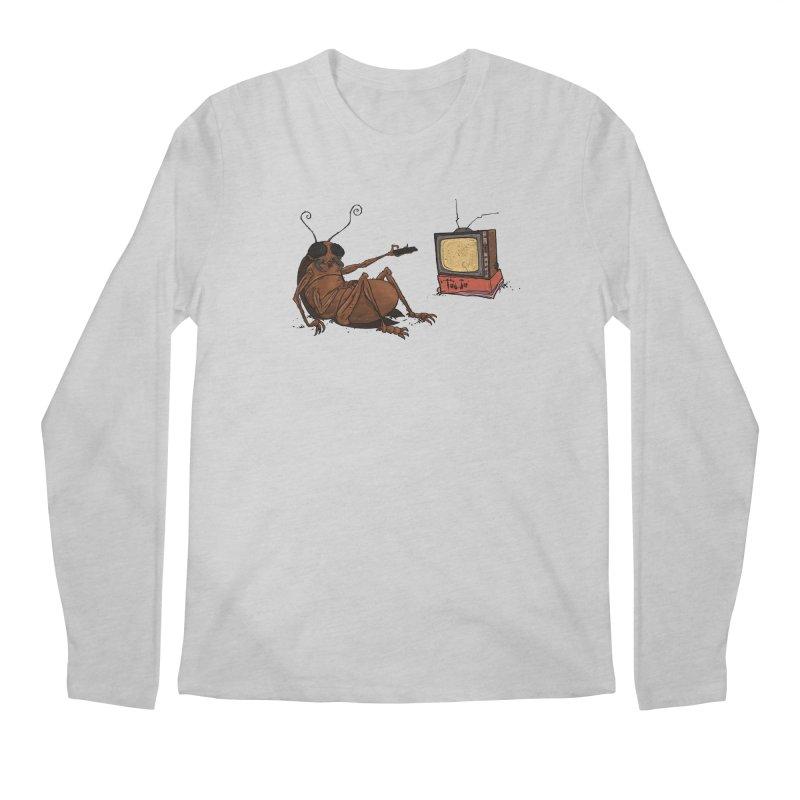 Roach Motel Men's Regular Longsleeve T-Shirt by Tail Jar's Artist Shop