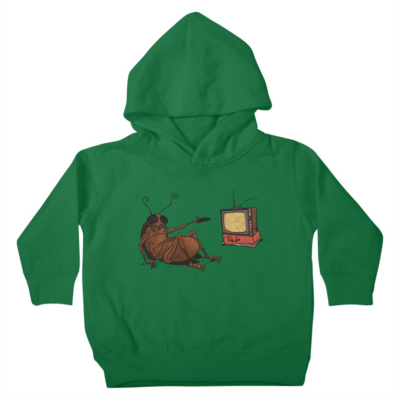 Roach Motel Kids Toddler Pullover Hoody by Tail Jar's Artist Shop