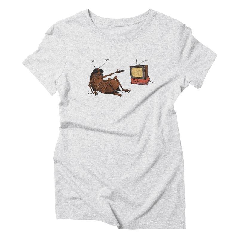Roach Motel Women's T-Shirt by Tail Jar's Artist Shop