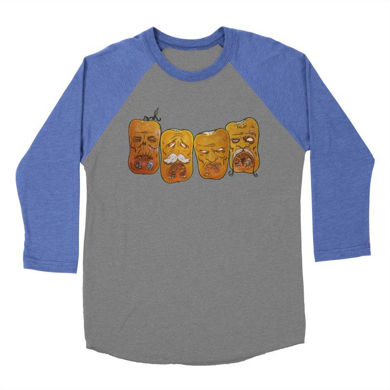 Country Pumpkins Men's Baseball Triblend Longsleeve T-Shirt by Tail Jar's Artist Shop