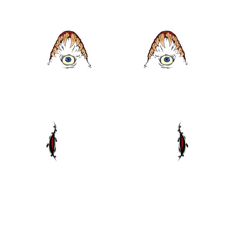Cyclops Kicks - Womens by Tail Jar's Artist Shop