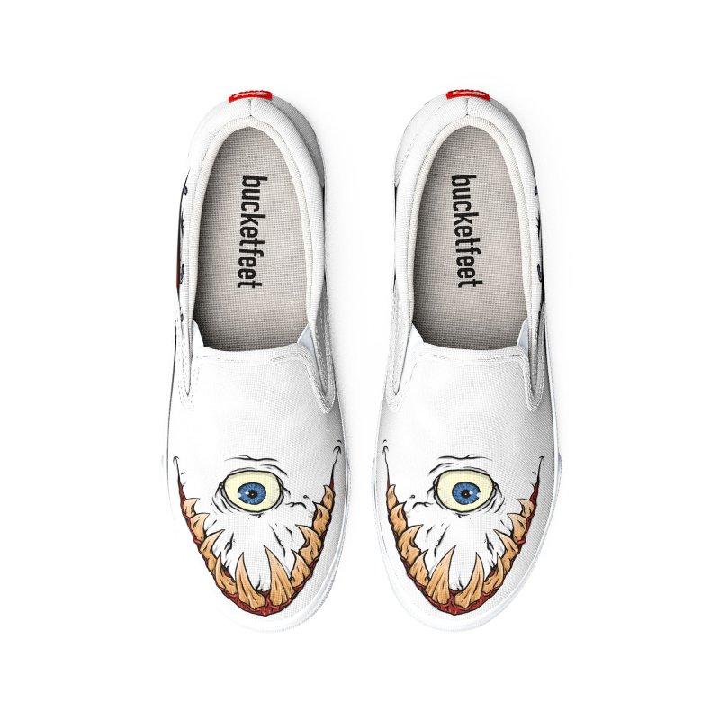 Cyclops Kicks - Womens Women's Shoes by Tail Jar's Artist Shop