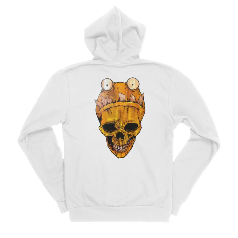 Who's Wearing Who? Men's Zip-Up Hoody by Tail Jar's Artist Shop