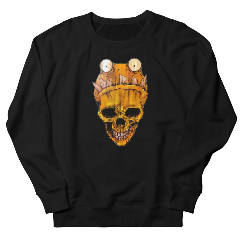 Who's Wearing Who? Men's French Terry Sweatshirt by Tail Jar's Artist Shop