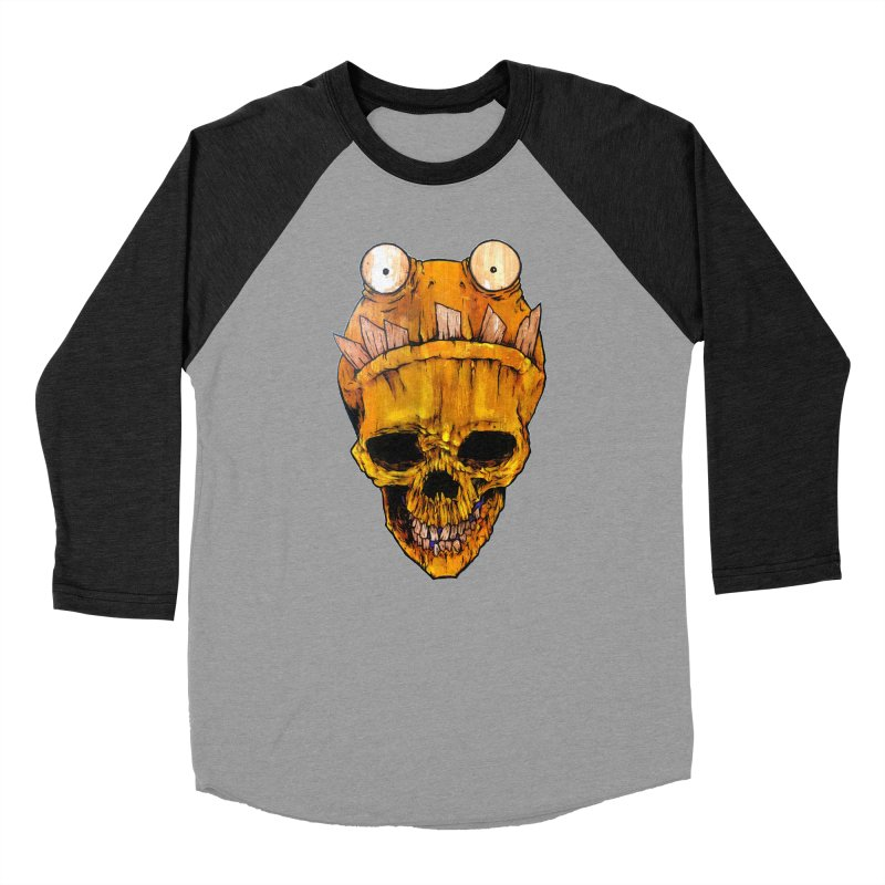 Who's Wearing Who? Men's Baseball Triblend Longsleeve T-Shirt by Tail Jar's Artist Shop
