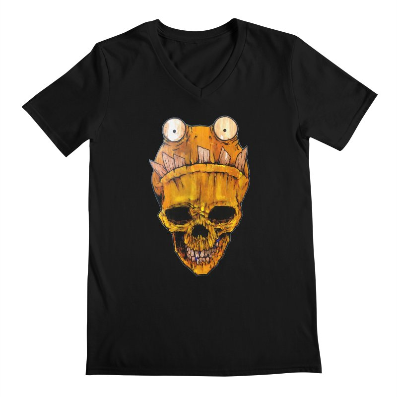 Who's Wearing Who? Men's Regular V-Neck by Tail Jar's Artist Shop
