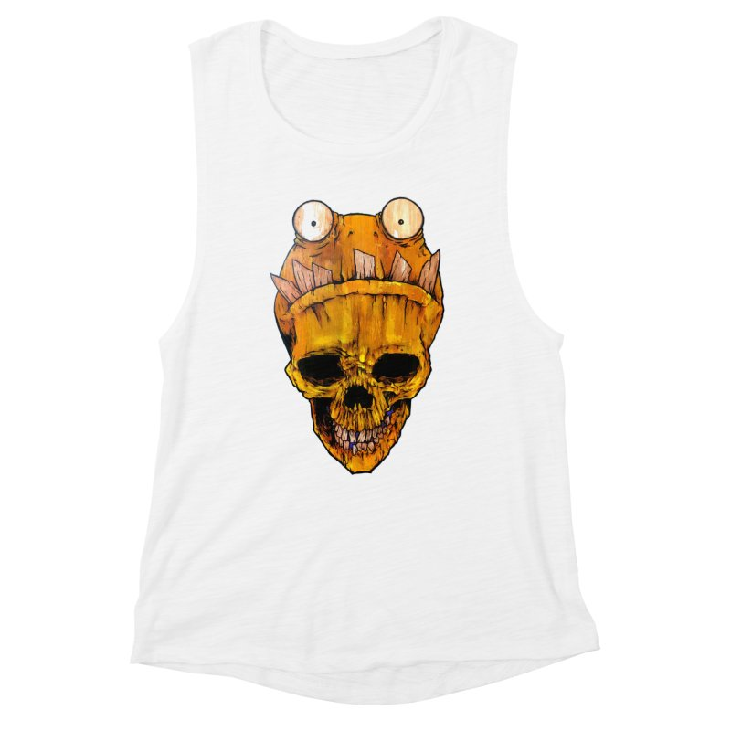 Who's Wearing Who? Women's Tank by Tail Jar's Artist Shop