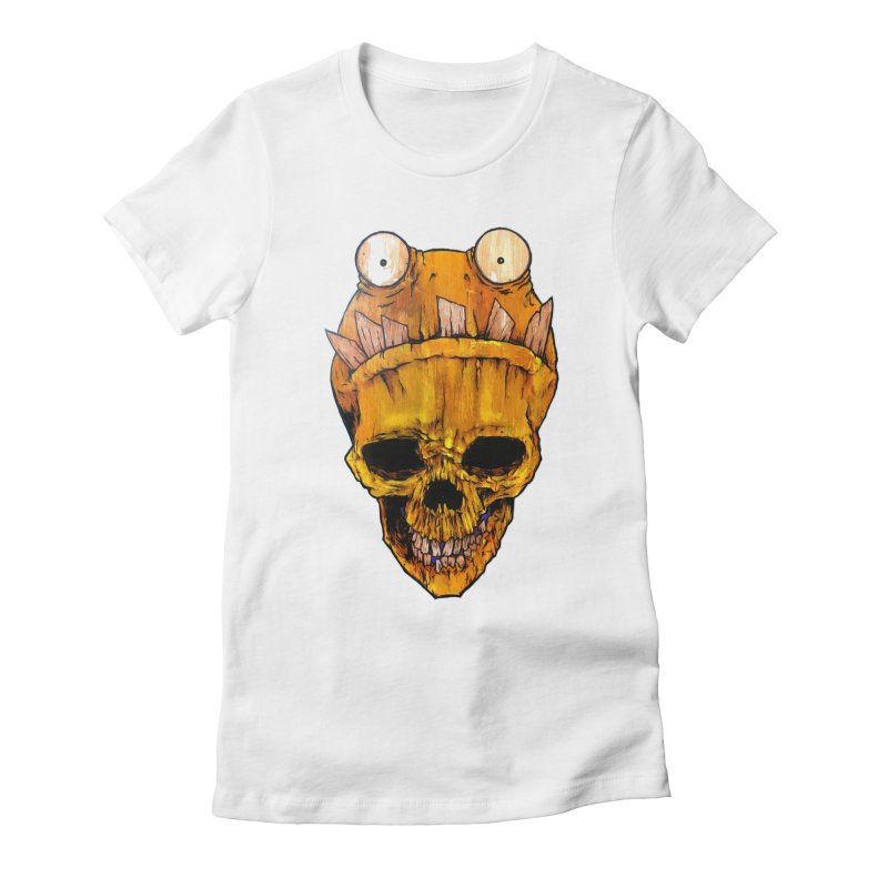 Who's Wearing Who? Women's Fitted T-Shirt by Tail Jar's Artist Shop