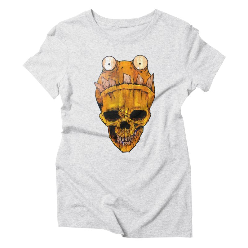 Who's Wearing Who? Women's Triblend T-Shirt by Tail Jar's Artist Shop