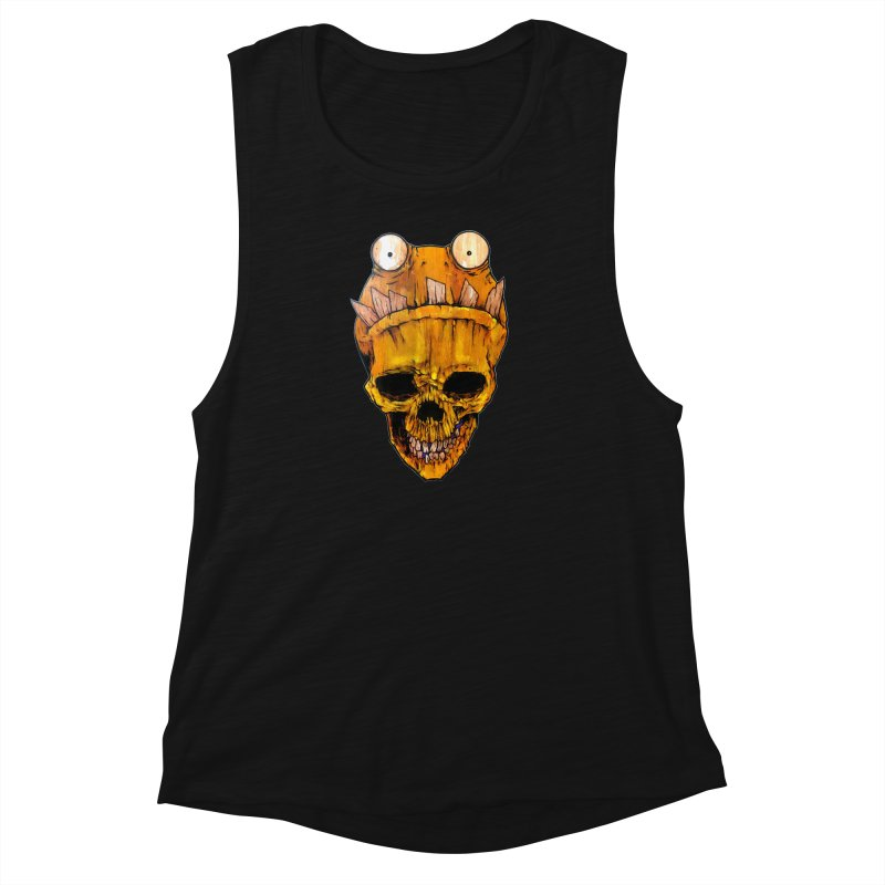 Who's Wearing Who? Women's Muscle Tank by Tail Jar's Artist Shop