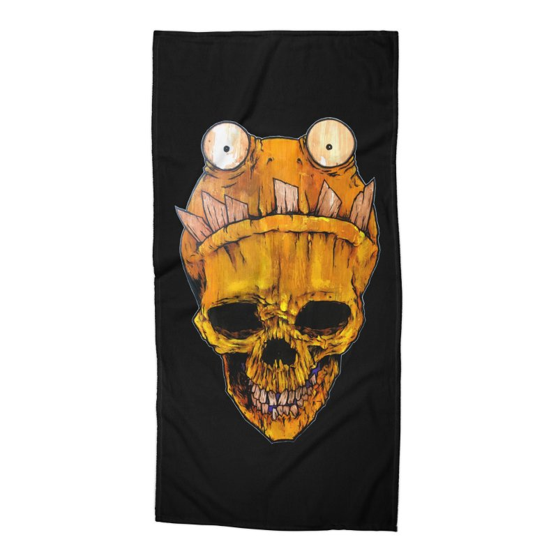 Who's Wearing Who? Accessories Beach Towel by Tail Jar's Artist Shop