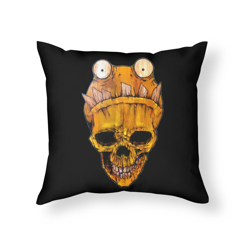 Who's Wearing Who? Home Throw Pillow by Tail Jar's Artist Shop