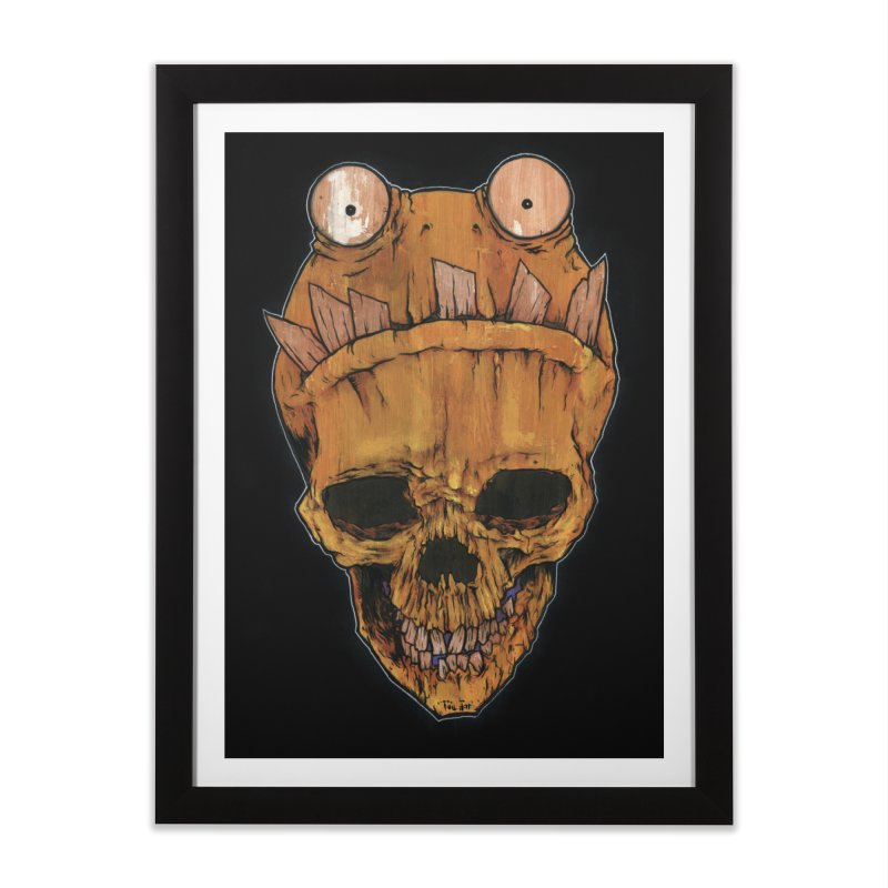 Who's Wearing Who? in Framed Fine Art Print Black by Tail Jar's Artist Shop