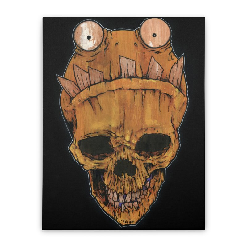Who's Wearing Who? Home Stretched Canvas by Tail Jar's Artist Shop