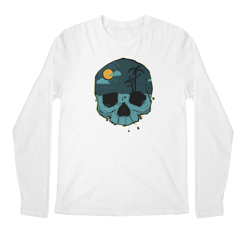Gon' Troppo Men's Regular Longsleeve T-Shirt by Tail Jar's Artist Shop