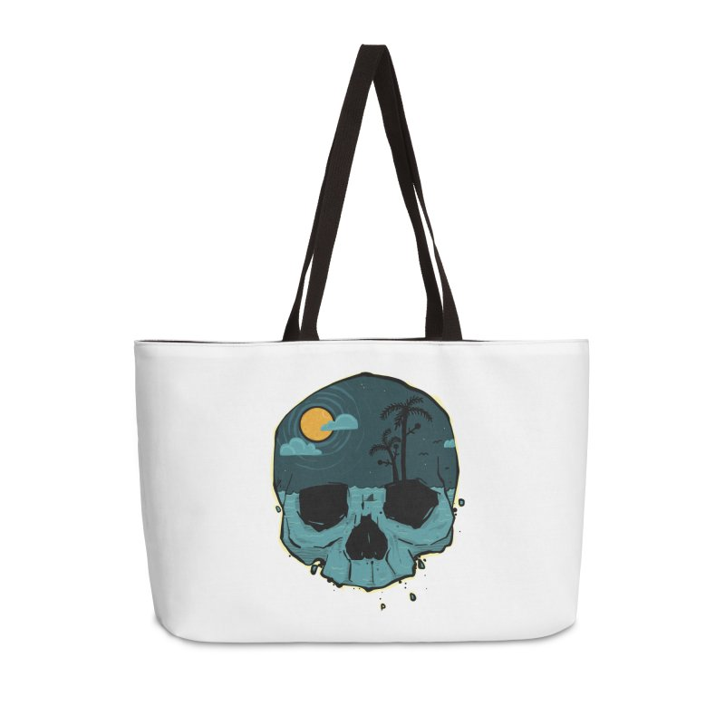 Gon' Troppo Accessories Weekender Bag Bag by Tail Jar's Artist Shop