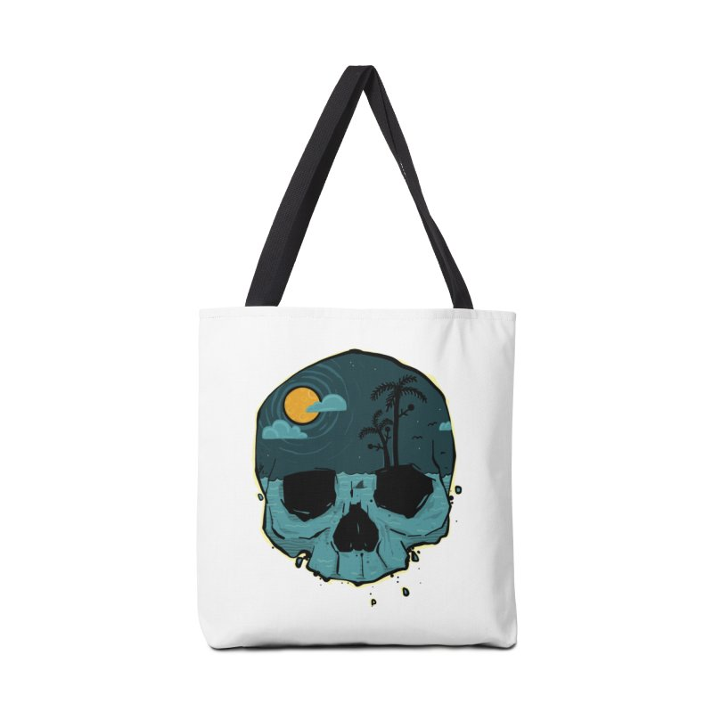 Gon' Troppo Accessories Tote Bag Bag by Tail Jar's Artist Shop