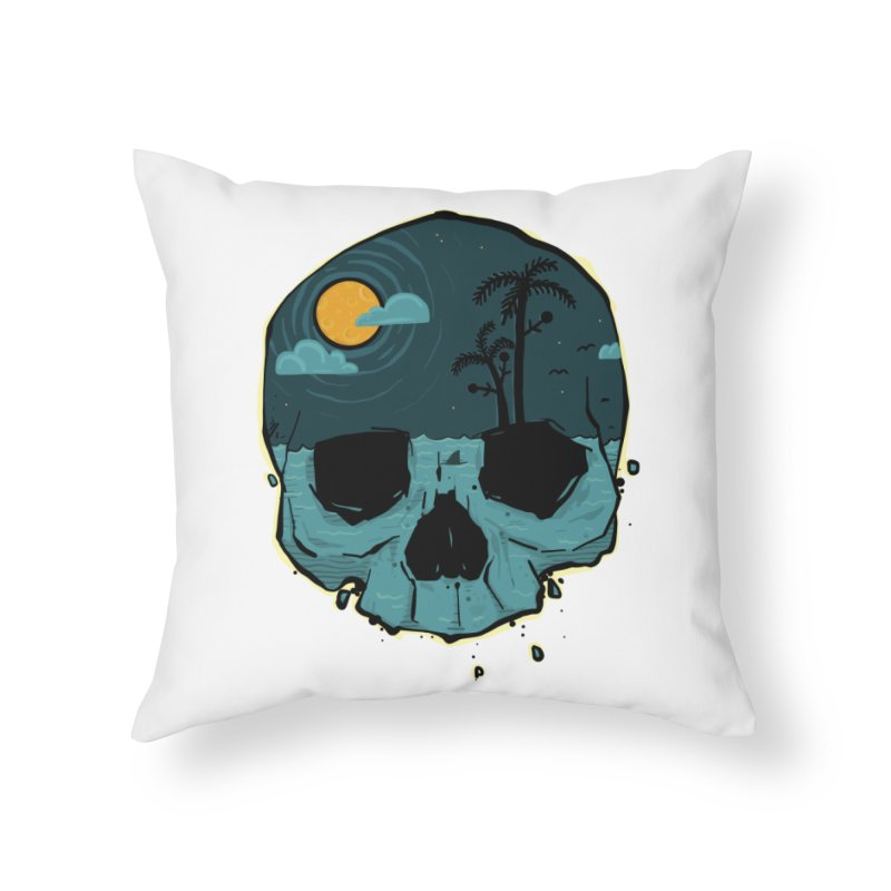 Gon' Troppo Home Throw Pillow by Tail Jar's Artist Shop