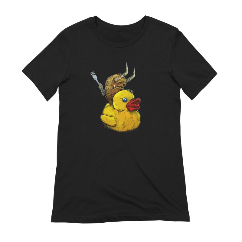Varguhl The Destroyer Women's Extra Soft T-Shirt by Tail Jar's Artist Shop