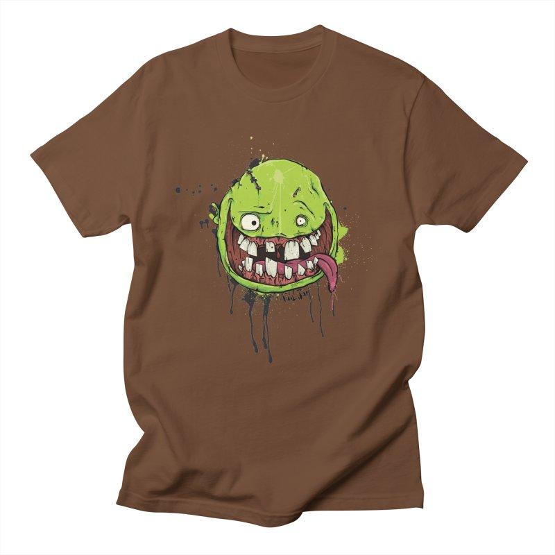 Happy Men's Regular T-Shirt by Tail Jar's Artist Shop