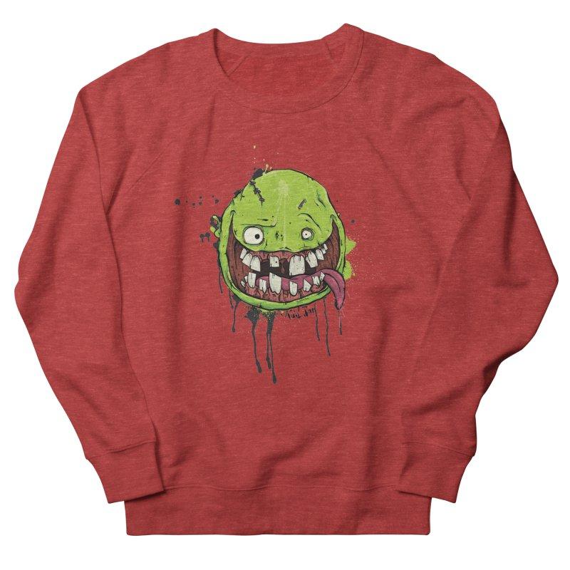 Happy Women's French Terry Sweatshirt by Tail Jar's Artist Shop