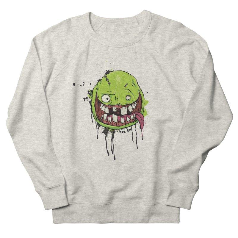 Happy Men's French Terry Sweatshirt by Tail Jar's Artist Shop